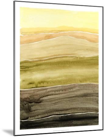 Sun Dance I-Alicia Ludwig-Mounted Premium Giclee Print