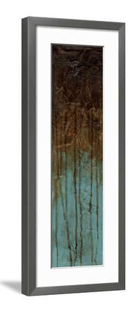 Oxidized Copper II-Jennifer Goldberger-Framed Premium Giclee Print