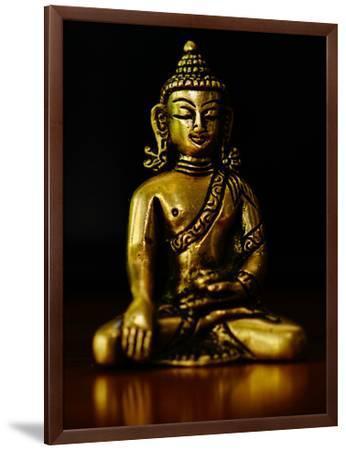 Asia Buddha Yoga Symbol-Wonderful Dream-Framed Giclee Print