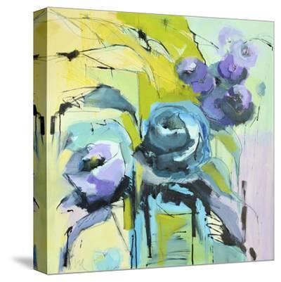 Floral VI-Kim McAninch-Stretched Canvas Print