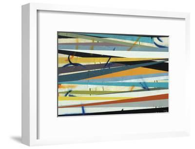 Counterpoint 1-David Bailey-Framed Giclee Print