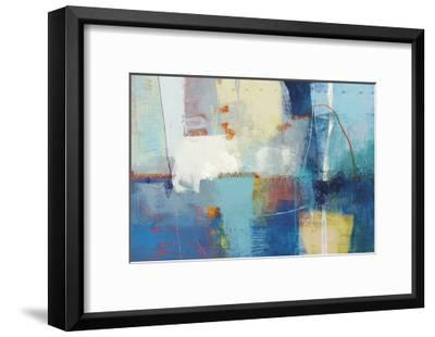 Bluescape 2-Ursula Brenner-Framed Giclee Print