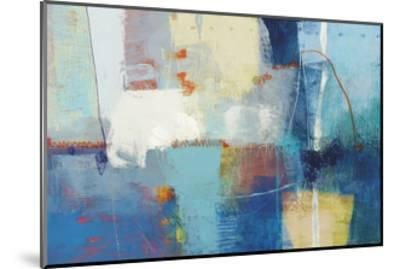 Bluescape 2-Ursula Brenner-Mounted Giclee Print