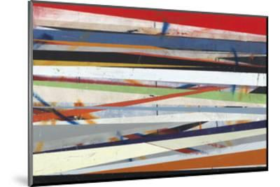 Counterpoint 3-David Bailey-Mounted Giclee Print