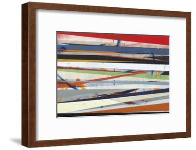 Counterpoint 3-David Bailey-Framed Giclee Print