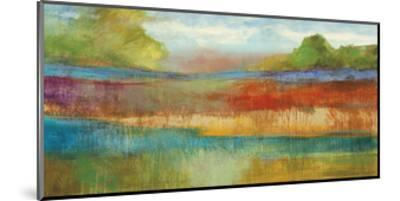Spring Expanse 1-Ursula Brenner-Mounted Giclee Print
