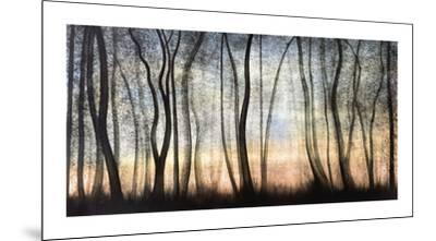Silver Forest-Graham Reynolds-Mounted Giclee Print