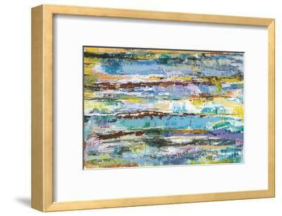 West River III-Don Wunderlee-Framed Giclee Print