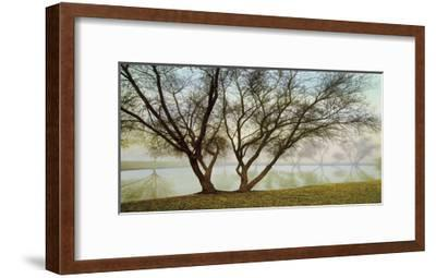 Silhouetts In Fog-Loren Soderberg-Framed Giclee Print
