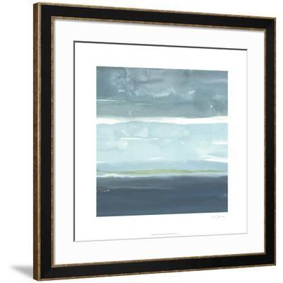 Teal Horizon II-Rob Delamater-Framed Limited Edition