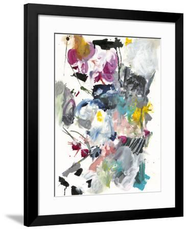 Symphony II-Jodi Fuchs-Framed Art Print