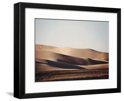 Sand Dunes II-Sylvia Coomes-Framed Art Print