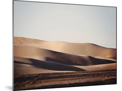 Sand Dunes II-Sylvia Coomes-Mounted Art Print