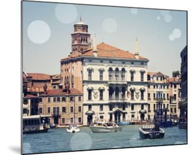 Venice Bokeh IV-Sylvia Coomes-Mounted Art Print