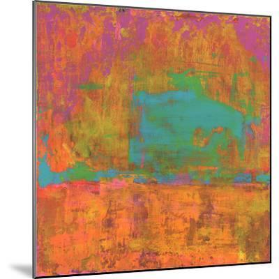 Hifi Abstract II-Elena Ray-Mounted Art Print