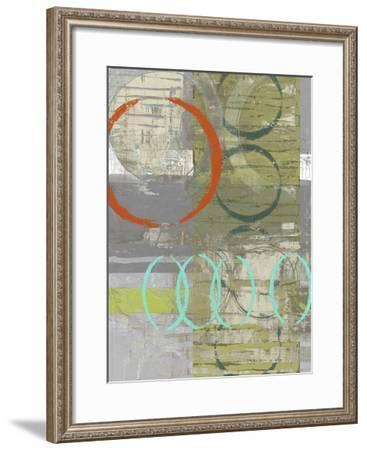 Linking II-Jennifer Goldberger-Framed Giclee Print
