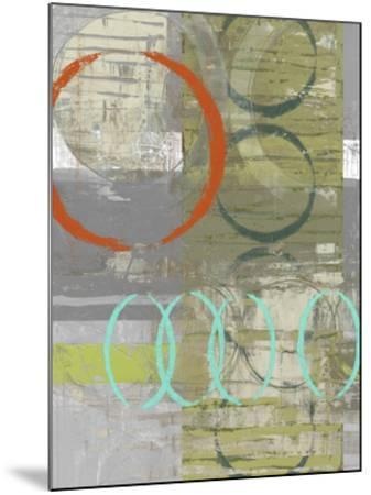 Linking II-Jennifer Goldberger-Mounted Giclee Print