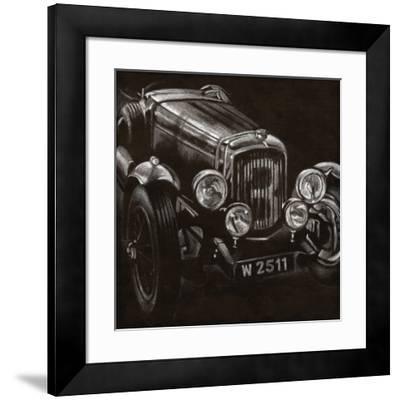 Vintage Grand Prix I-Ethan Harper-Framed Giclee Print
