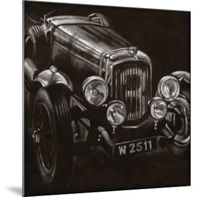 Vintage Grand Prix I-Ethan Harper-Mounted Giclee Print