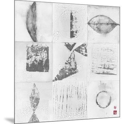 Minimalism 9-Patch-Elena Ray-Mounted Art Print