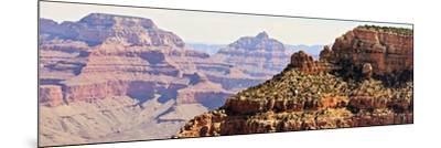 Grand Canyon Panorama V-Sylvia Coomes-Mounted Art Print