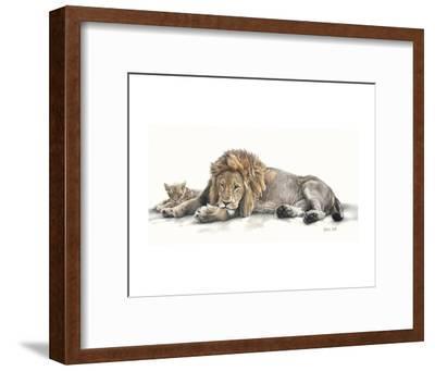 Heir Apparent-Lindsay Scott-Framed Art Print