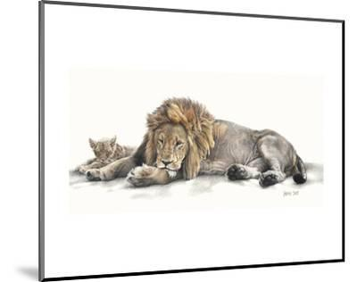 Heir Apparent-Lindsay Scott-Mounted Art Print