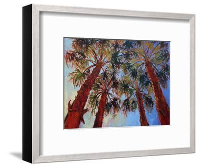 La Quinta Palms-Erin Hanson-Framed Art Print