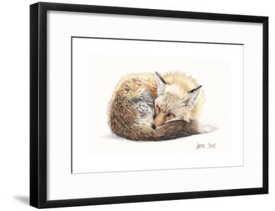 Snuggled Up-Lindsay Scott-Framed Art Print