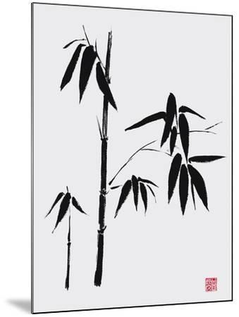 Bamboo II-Jenny Tsang-Mounted Giclee Print