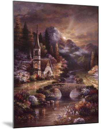 Early Service-James Lee-Mounted Art Print