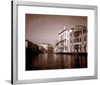Grand Canal-David Westby-Framed Art Print