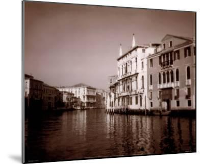 Grand Canal-David Westby-Mounted Art Print
