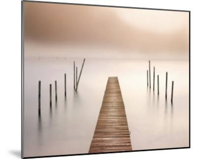 Lake Walk I-Jonathan Critchley-Mounted Art Print