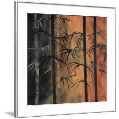 Bamboo Groove I-Kate Ruff-Framed Art Print