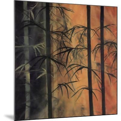 Bamboo Groove I-Kate Ruff-Mounted Art Print