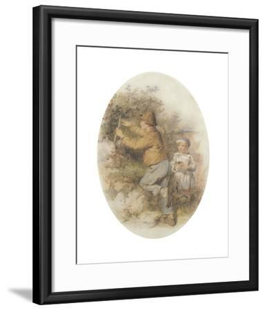 The Nature Ramble-James Hardy Jnr-Framed Premium Giclee Print
