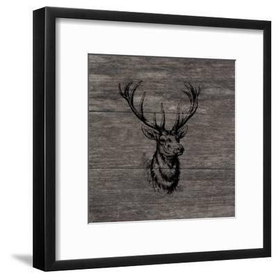 Another Buck-Sheldon Lewis-Framed Art Print