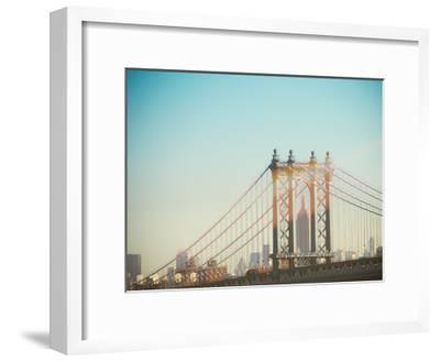 Empire Across-Sonja Quintero-Framed Art Print