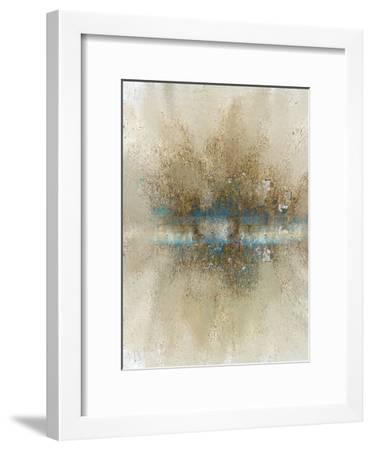 Burst 1-Kimberly Allen-Framed Art Print