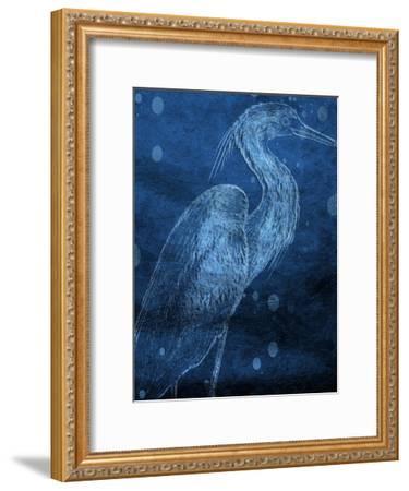 Indigo Pride-Sheldon Lewis-Framed Art Print