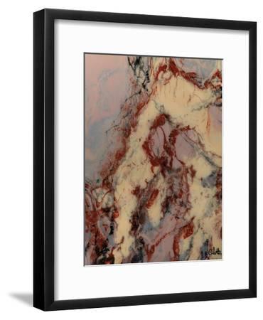 Wide Variety of Poses-Barbara Bilotta-Framed Art Print