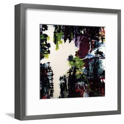 Light In The Shadows-Barbara Bilotta-Framed Art Print