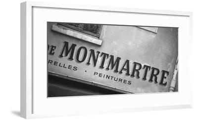 Paris Streets II-Tony Koukos-Framed Giclee Print