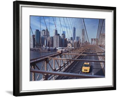 Journey Through-Assaf Frank-Framed Giclee Print