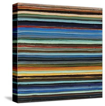 Fast Cars-Maureen Holub-Stretched Canvas Print