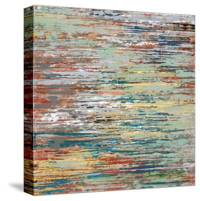 Golden Earth-Don Wunderlee-Stretched Canvas Print