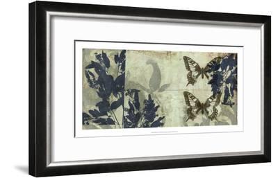 Butterfly Reverie I-Jennifer Goldberger-Framed Premium Giclee Print
