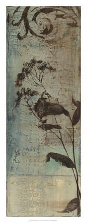 Wildflower Resonance II-Jennifer Goldberger-Framed Premium Giclee Print
