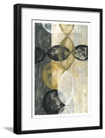 Half Moon II-Jennifer Goldberger-Framed Premium Giclee Print